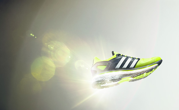נעלי הריצה Energy Boost אדידס (צילום: יחסי ציבור)