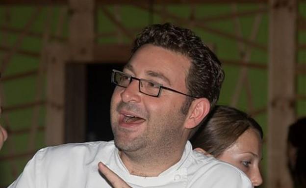 שף אבי קונפורטי של מסעדת זפרה 2 (צילום: יחסי ציבור)