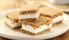 ריבועי גבינה ועוגיות ג'ינג'ר (צילום: חן שוקרון ,מתוקים שלי)