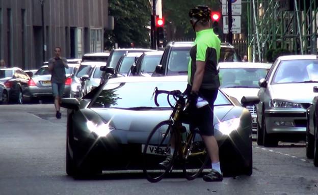 לונדון (צילום: יוטיוב )