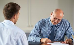 ראיון עבודה (צילום: Thinkstock ,Thinkstock)