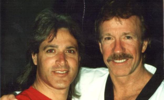 רוני מיילי ואורן הקטן, תמונות מהעבר (צילום: מתוך הפייסבוק של רוני מיילי ,mako)