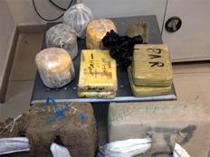 בבתי החשודים נתפסו סמים וכסף. אילוסטרציה