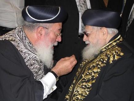 שלמה עמאר עם הרב
