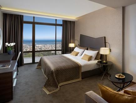 מלון דן כרמל החדש חדר דלקוס