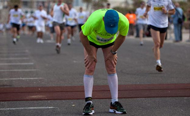 מרתון תל אביב, מרץ 2013 (צילום: רויטרס)