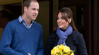 קייט ווויליאם, הלידה מתקרבת (צילום: AP)