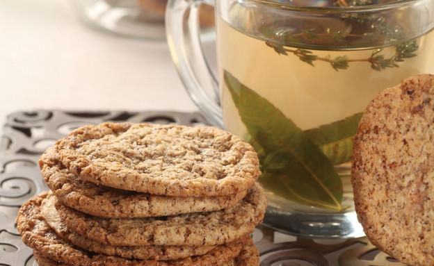 טעים ללא גלוטן - עוגיות בריאות (צילום: חוה רחל ,טעים ללא גלוטן, הוצאת ב.דיזיין )