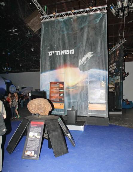 תערוכת החלל, מטאוריט פלסיט נדיר שהתגלה במרכז ארצות הברית בשנת 2005