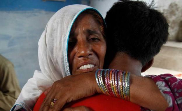 זישן עלי (צילום: sfgate.com / בי.קיי בנגאש)