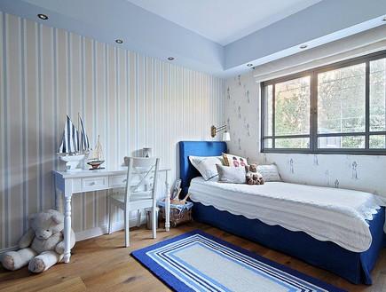 ריקי קורי בכר, חדר כחול