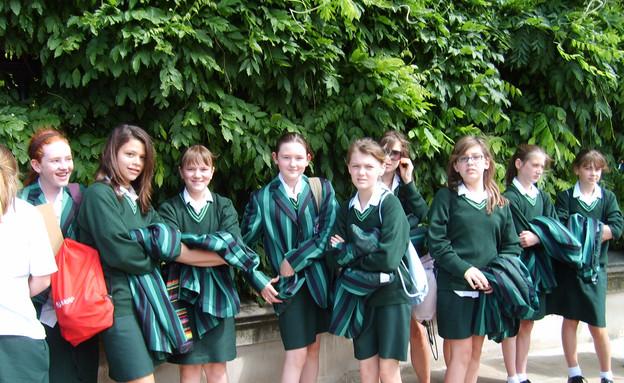 תלבושת אחידה, ירוק (צילום: en.wikipedia.org)
