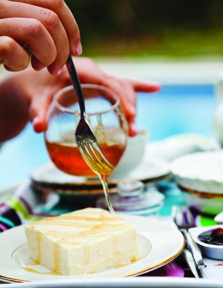עוגת גבינה של בית מלון של קרין גורן