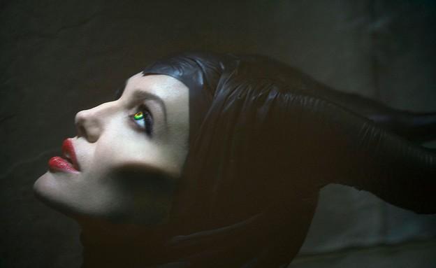 אנג'לינה ג'ולי malficent (צילום: לין ממרן ,יחסי ציבור)