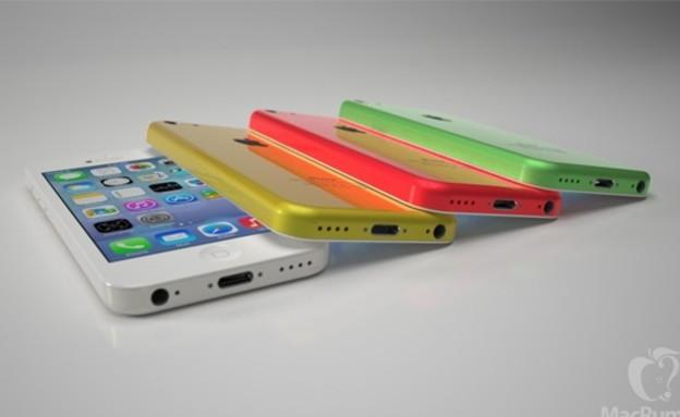 קונספט של אייפון 5S (צילום: MacRumors)