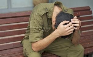חייל בדיכאון 2 (צילום: רועי ברקוביץ')