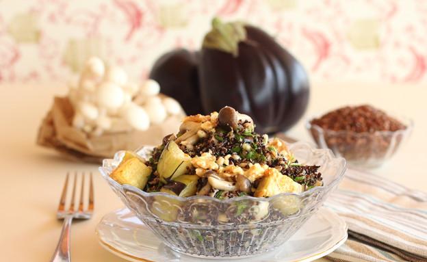 תבשיל קינואה (צילום: אפרת ליכטנשטט ,אוכל טוב)