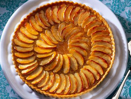 טארט תפוחים צרפתי