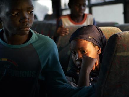 אוגנדה תקלוט השוהים הבלתי חוקיים. ארכיון
