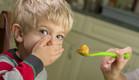 ילד מסרב לאכול (צילום: אימג'בנק / Thinkstock)