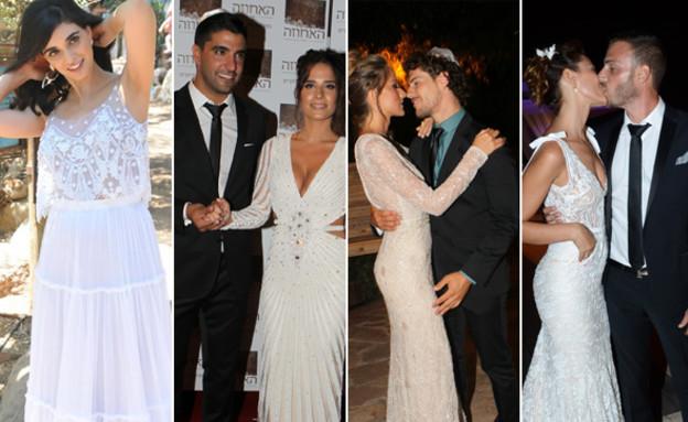 קולאז' חתונות 2013