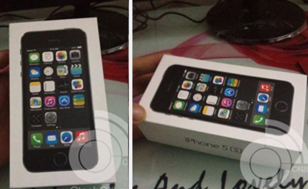 אייפון הבא, איפון 5S, אייפון 5C (צילום: www.ctechcn.com)