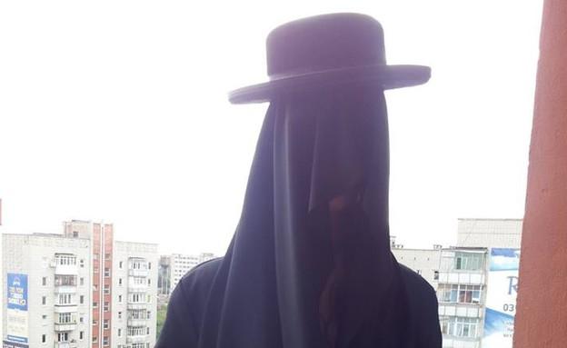 חרדים עם שאל באומן (צילום: תומר ושחר צלמים ,צילום ביתי)