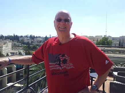 גרינברג, דרך חדשה בירושלים
