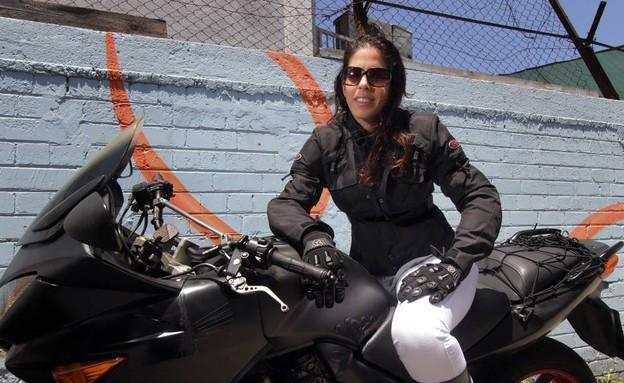 5 אופנוענים (צילום: נעם וינד)