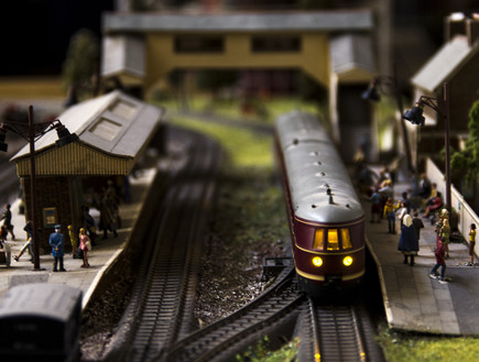 תערוכת הרכבות