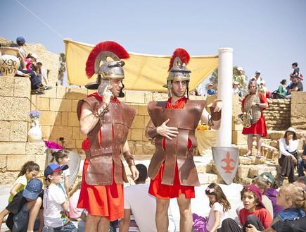 חגיגות העת העתיקה בקיסריה