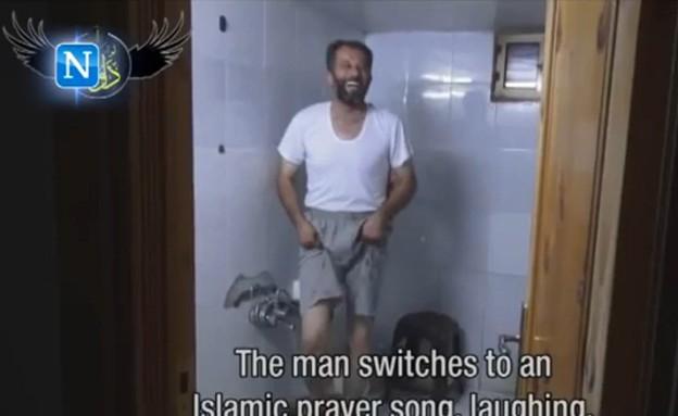 איראן בסוריה (צילום: יוטיוב )