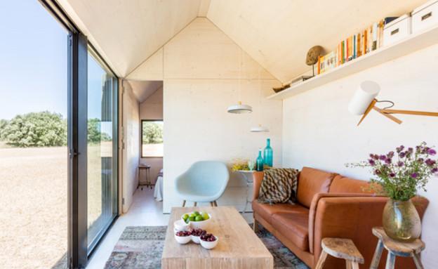 בית במנוף, סלון 2 (צילום: www.abaton.es)