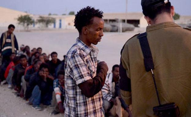 """מה משמעות החלטת בג""""צ בנושא המסתננים? (צילום: בן אברהם, """"במחנה"""")"""