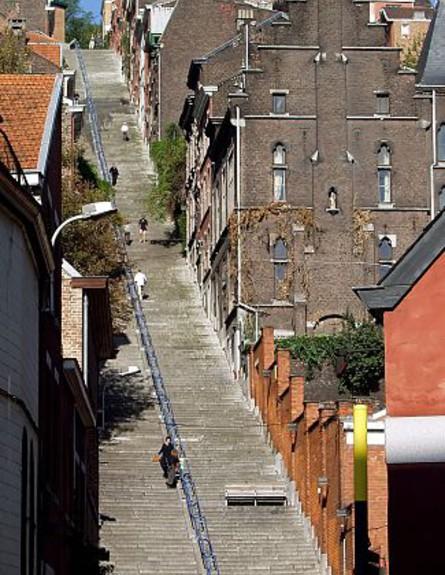 בלגיה, מדרגות בעולם