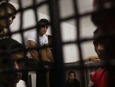 אסירים ביטחוניים (צילום:  אוריאל סיני לאימג