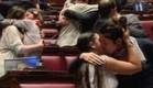 פרלנטי איטלקי נשיקות גאות (צילום: צילום מסך מתוך youtube)