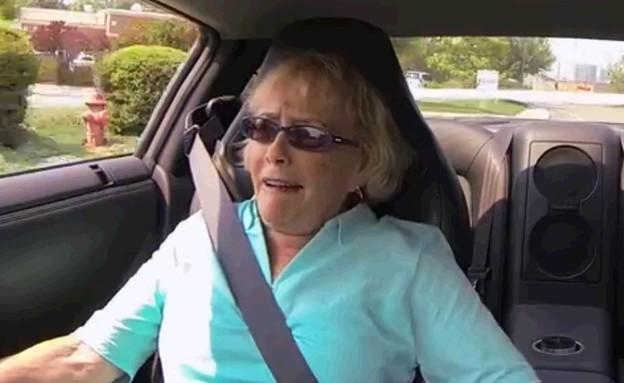 חרקות עם סבתא (צילום: יוטיוב )