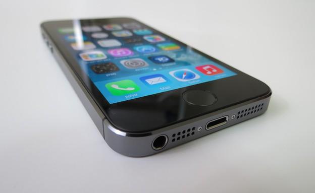 אייפון 5s (צילום: איתי מקמל ,NEXTER)
