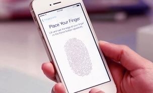 אייפון 5s, טביעת אצבע