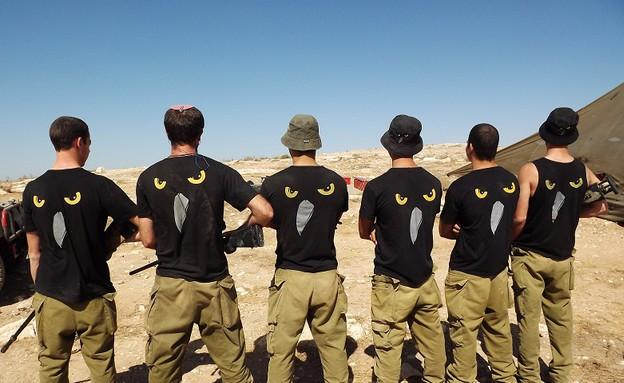 צוות נץ (צילום: שי לוי)