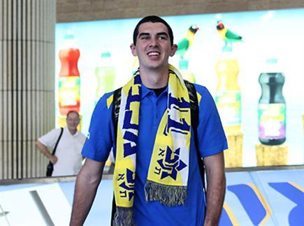 ג'ייק כהן, נשאר בצהוב-כחול (אתר מכבי ת
