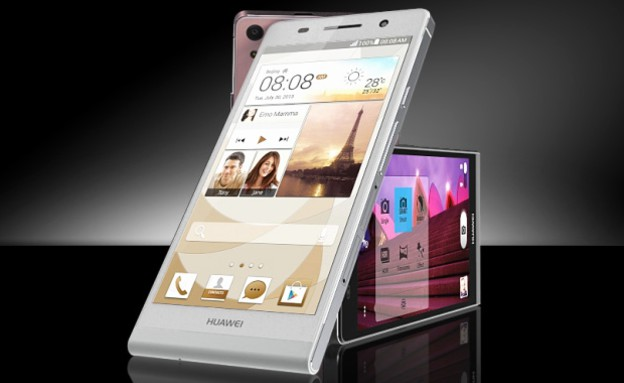 Huawei P6 (צילום: Huawei ,Huawei)