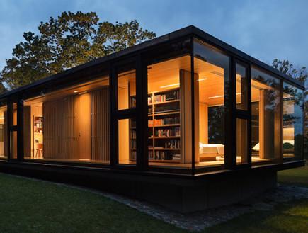 תחרות אדריכלים, בית הארחה חוץ, צילום Paul Warchol