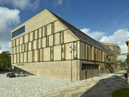 תחרות אדריכלים, בית משפט צד, צילום 3xn