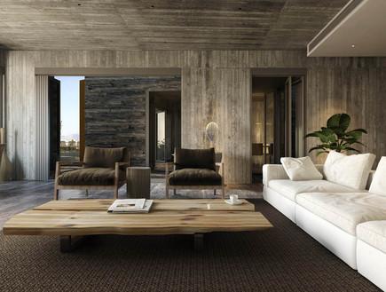 תחרות אדריכלים, דירת נופש טורקיה, צילום Cemal Emden