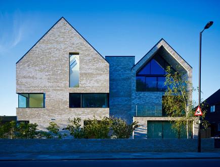 תחרות אדריכלים, הוספיס חוץ, צילום Allford Hall Monaghan Morris