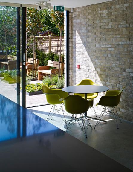 תחרות אדריכלים, הוספיס פנים, צילום Allford Hall Monaghan Morris
