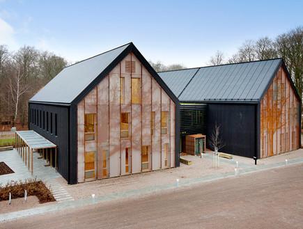 תחרות אדריכלים, חברת בנייה חוץ, צילום Martin Palvén