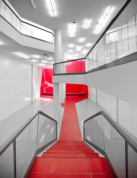 תחרות אדריכלים, חנות טהרן, צילום Farshid Nasrabadi